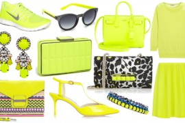 Shield Your Eyes – Neon Yellow is Here to Blind Us All for Another Season