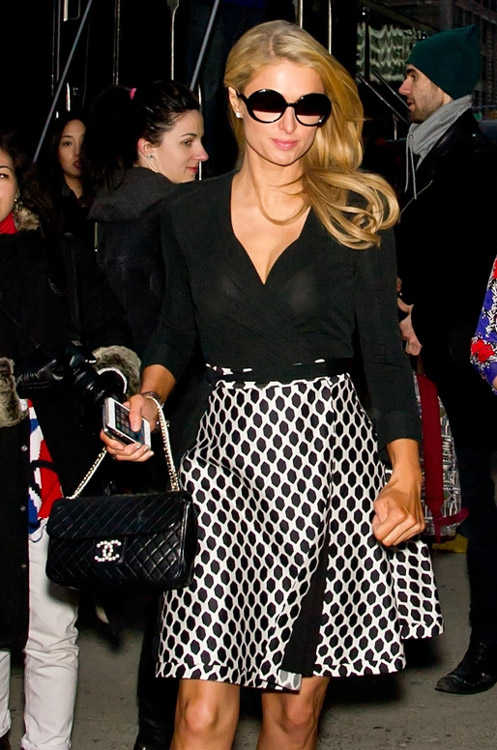New York Fashion Week Fall 2014 Celebrity Handbags-31