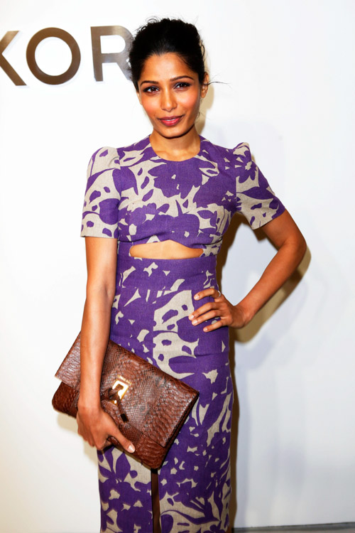 New York Fashion Week Fall 2014 Celebrity Handbags-45