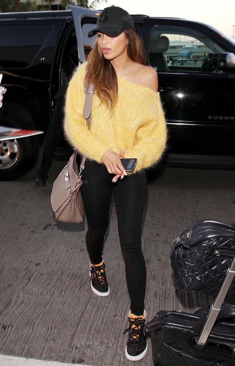 Nicole Scherzinger Hermes Jypsiere Bag 4
