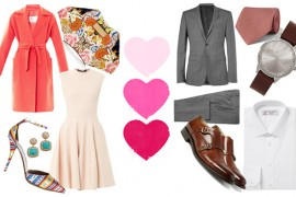 Outfit of the Week: His and Hers for Valentine's Day