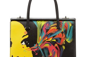 Prada's Face Art Bags Have Arrived