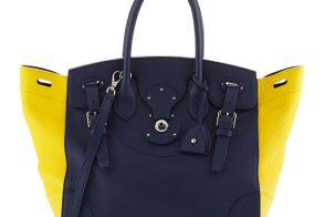 Ralph Lauren Handbags Debut at NeimanMarcus.com