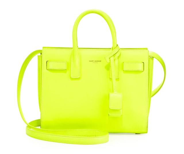 Saint Laurent Sac de Jour Mini Crossbody Bag