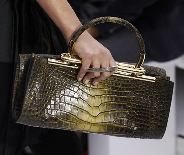 Salvatore Ferragamo Fall 2014 Handbags 12
