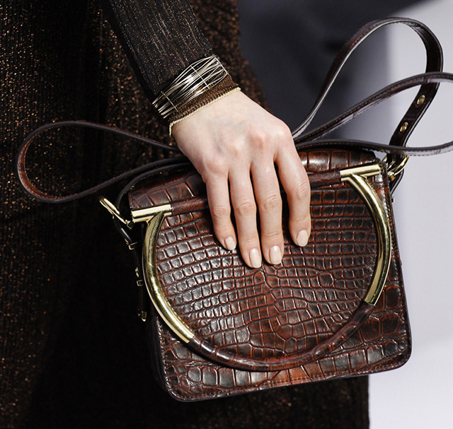 Salvatore Ferragamo Fall 2014 Handbags 14