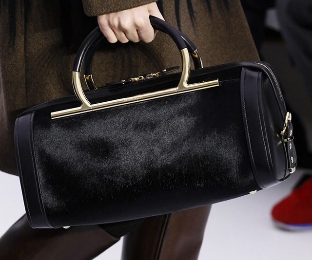 c67e18c80736 Salvatore Ferragamo s Debuts the Fiamma Bag for Fall 2014 - PurseBlog