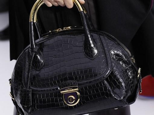 Salvatore Ferragamo's Debuts the Fiamma Bag for Fall 2014