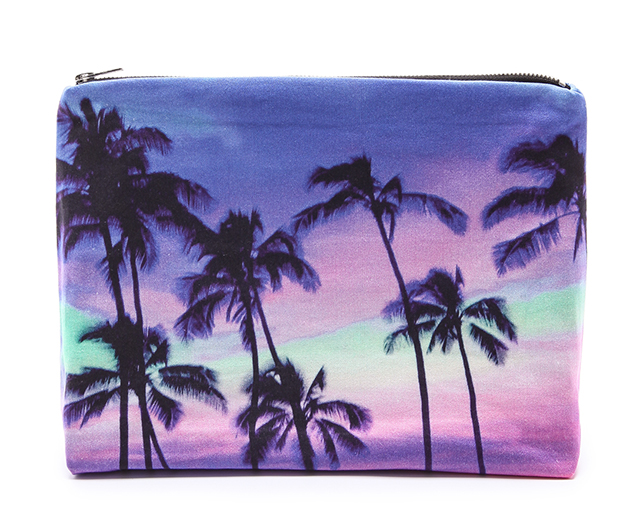 Samudra Electric Beach Haleiwa Clutch
