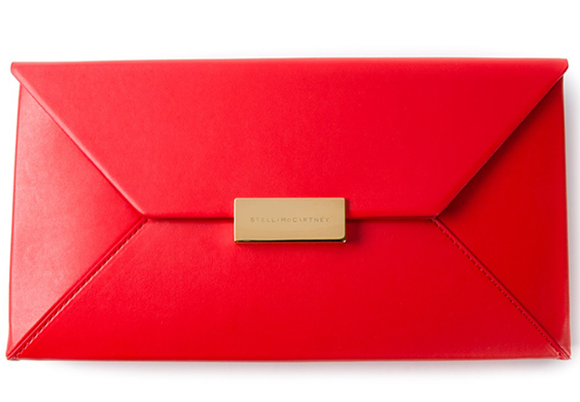 Stella McCartney Beckett Clutch