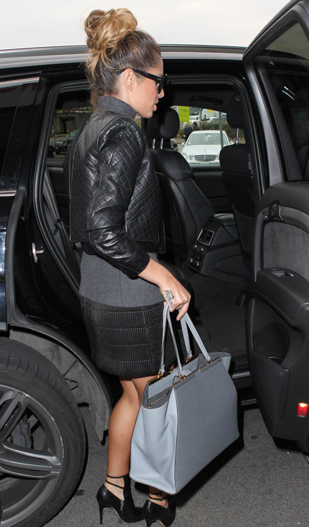 The Many Bags of Celebrities at Milan Fashion Week Fall 2014-14