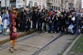 30+ Bags and the Celebrities Who Carried Them at Milan Fashion Week Fall 2014