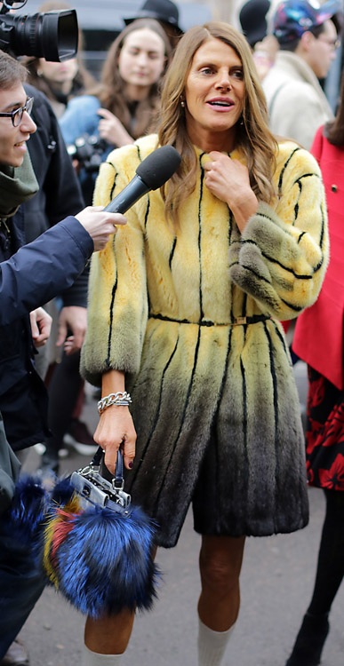 The Many Bags of Celebrities at Milan Fashion Week Fall 2014-7