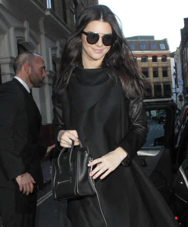 The Many Bags of London Fashion Week Fall 2014 Celebs-13