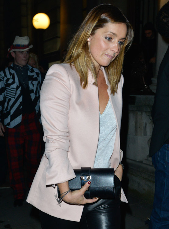 The Many Bags of London Fashion Week Fall 2014 Celebs-15