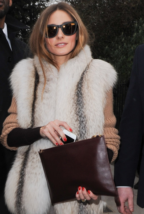 The Many Bags of London Fashion Week Fall 2014 Celebs-18