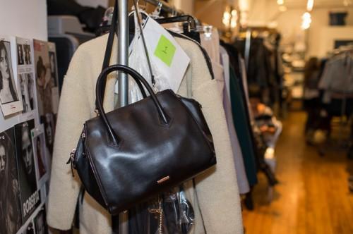 What's In Her Fashion Week Bag: Rebecca Minkoff (2)