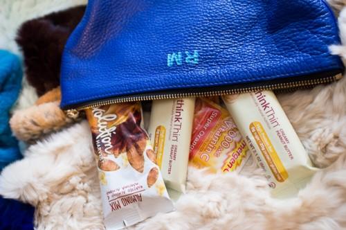 What's In Her Fashion Week Bag: Rebecca Minkoff (4)