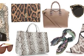 Want It Wednesday: All Animal Print Everything