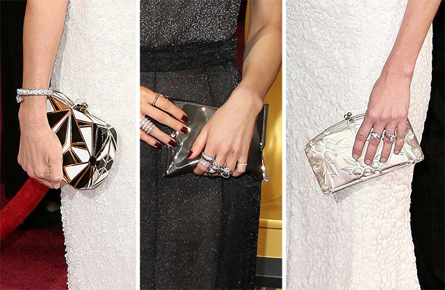 2014 Academy Awards Handbags
