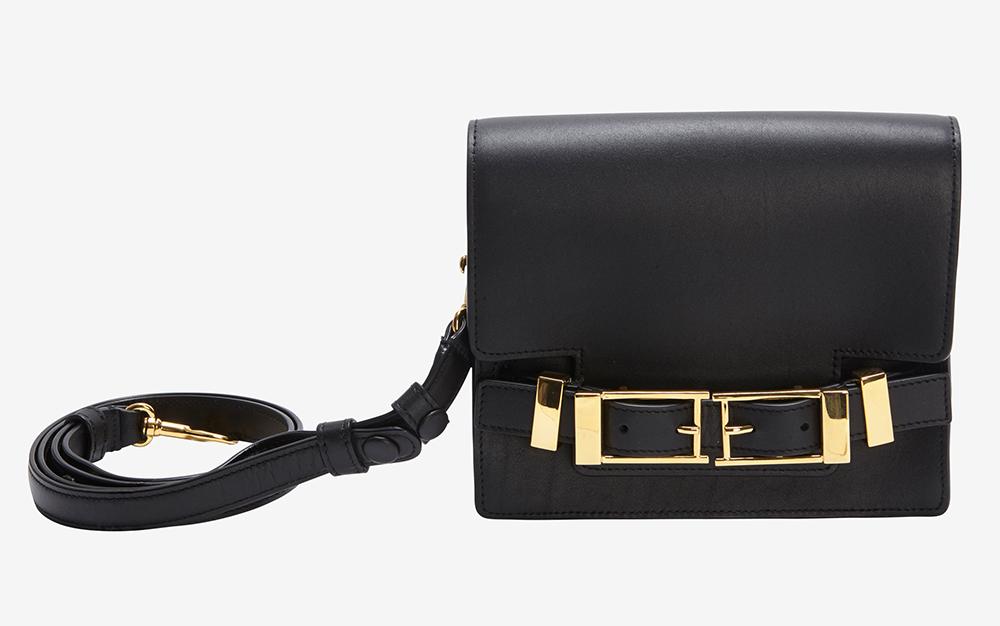 ALC Davenport Shoulder Bag Black