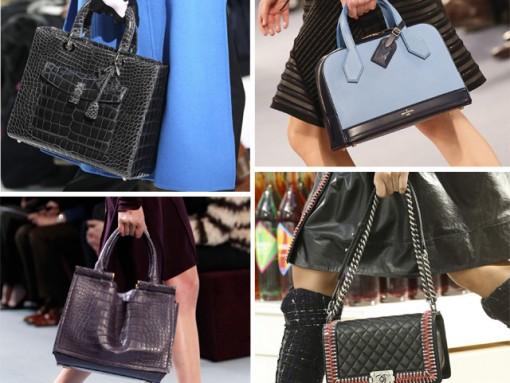 The Best Runway Bags of Paris Fashion Week Fall 2014