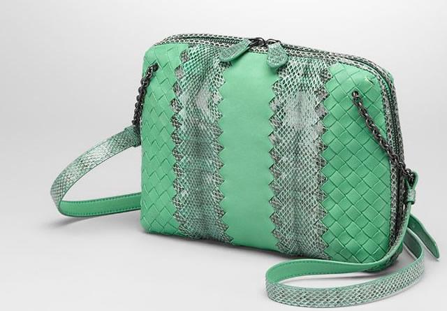 7f135e5823 Latest Obsession  Bottega Veneta Intrecciato Nappa Ayers Handbags ...
