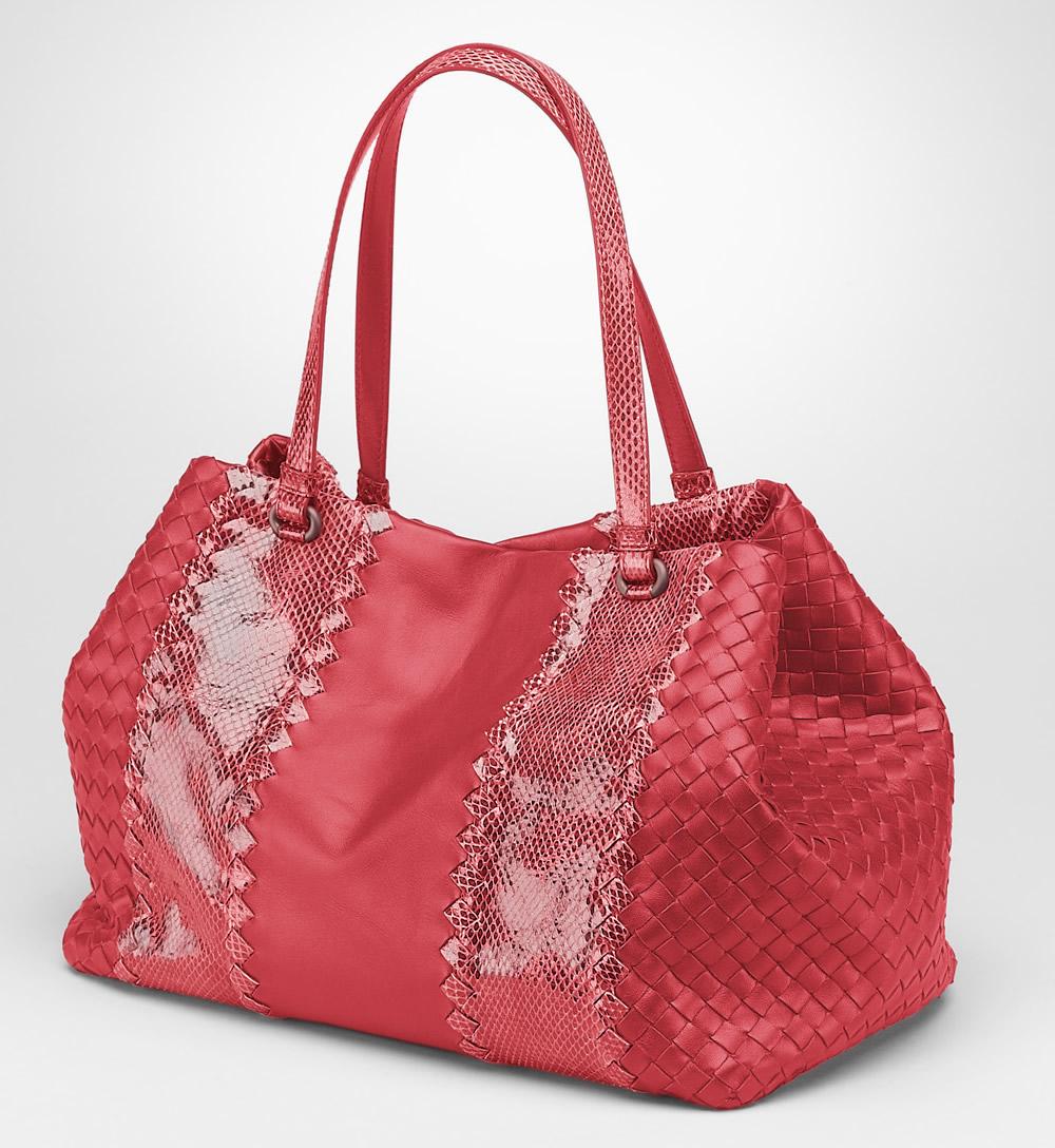Latest obsession bottega veneta intrecciato nappa ayers handbags purseblog - Mobili bottega veneta ...