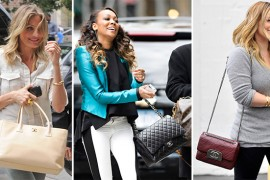 Celebrities and Chanel Bags