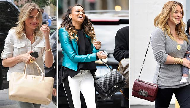 fc39885e08ff 100 Celebs and Their Favorite Chanel Bags - PurseBlog