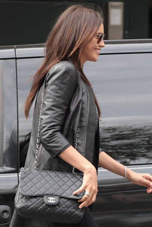 Celebrities and Their Chanel Bags-10