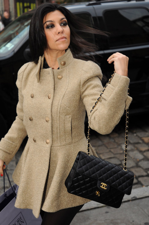 Celebrities and Their Chanel Bags-13