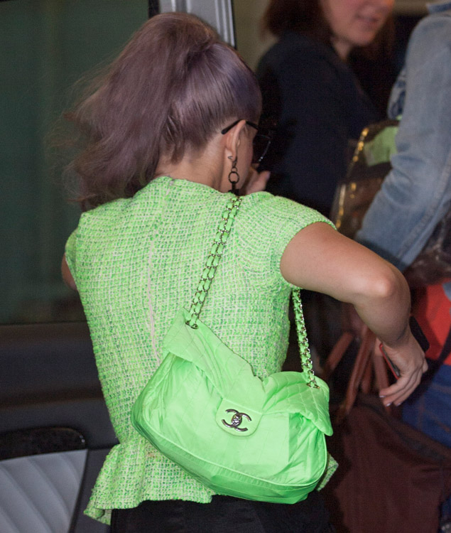 Celebrities and Their Chanel Bags-31