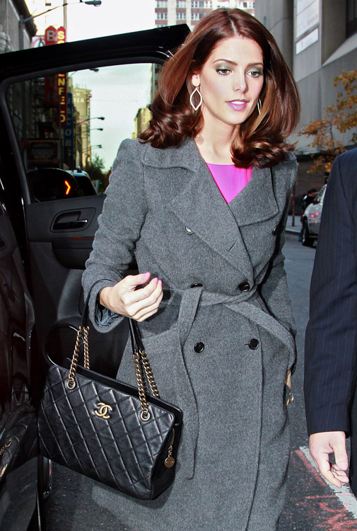 Celebrities and Their Chanel Bags-38