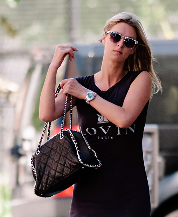 Celebrities and Their Chanel Bags-51