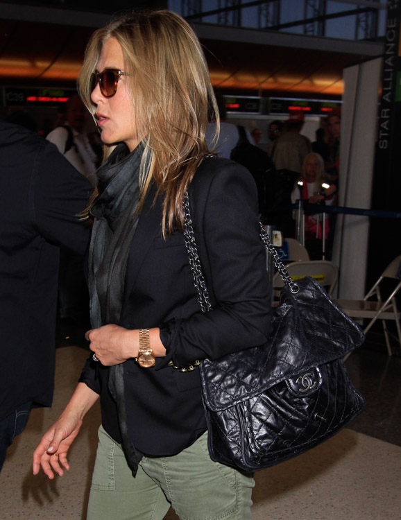 Celebrities and Their Chanel Bags-60