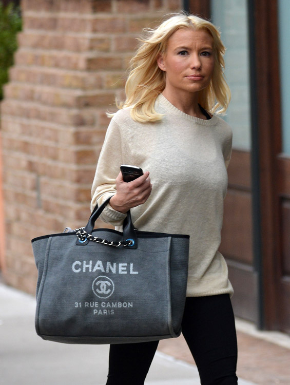 Celebrities and Their Chanel Bags-66