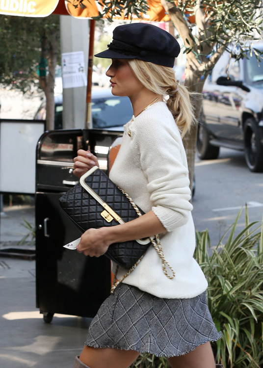 Celebrities and Their Chanel Bags-74