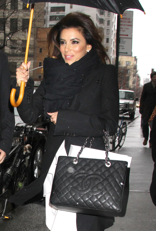 Celebrities and Their Chanel Bags-82