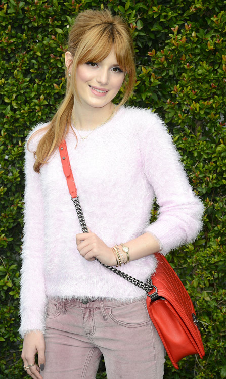 Celebrities and Their Chanel Bags-87