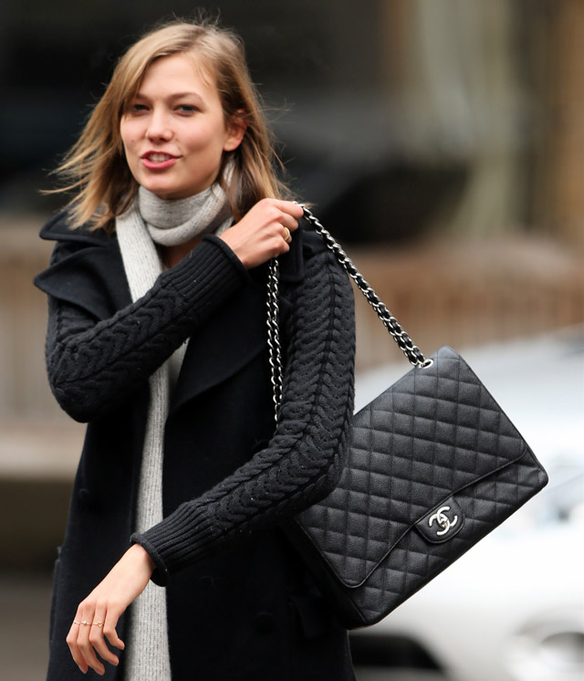 Celebrities and Their Chanel Bags-88