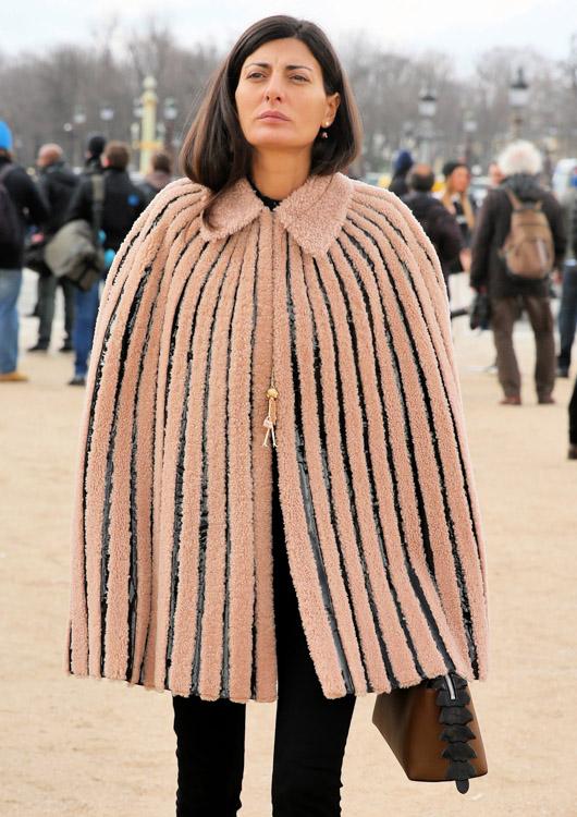 Celebrity Handbags at Paris Fashion Week Fall 2014-22