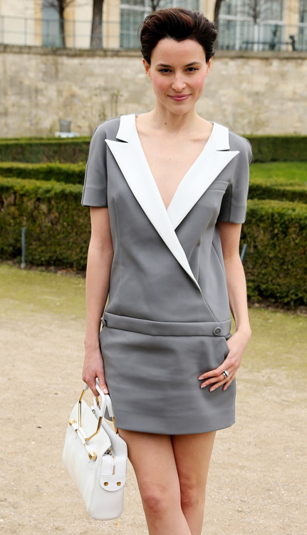 Celebrity Handbags at Paris Fashion Week Fall 2014-23