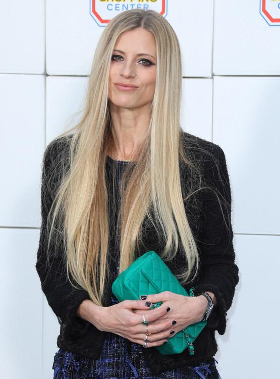 Celebrity Handbags at Paris Fashion Week Fall 2014-42