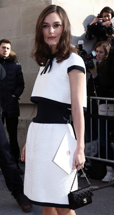 Celebrity Handbags at Paris Fashion Week Fall 2014-50