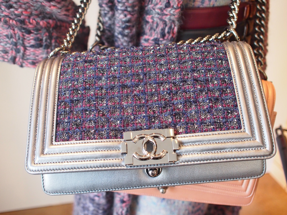 a closer look at chanel fall 2014 purseblog