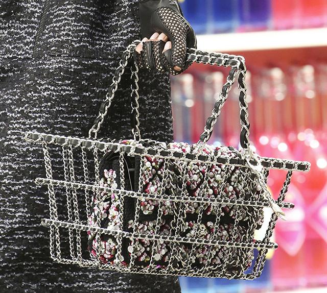 Chanel Fall 2014 Handbags 12