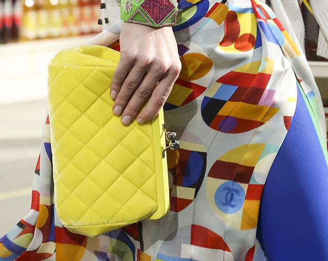 Chanel Fall 2014 Handbags 14