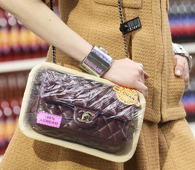 Chanel Fall 2014 Handbags 35
