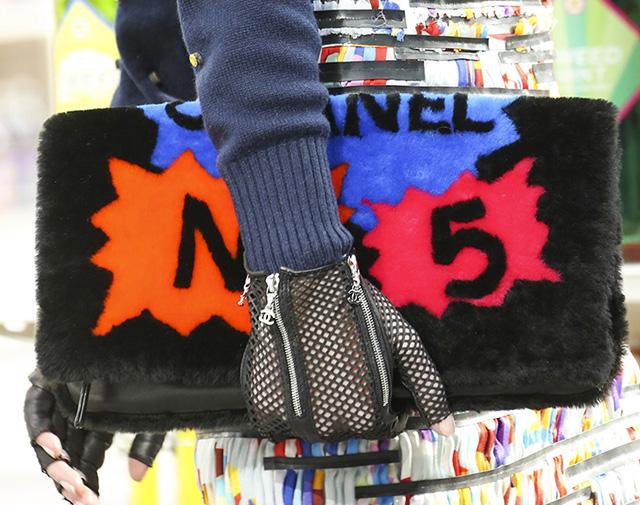 Chanel Fall 2014 Handbags 41
